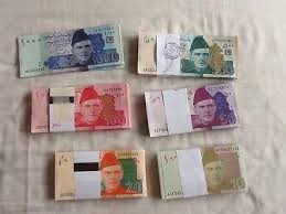 Fake Pakistan Rupee Online