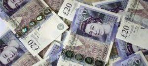 Top Quality Fake GBP British Pound Online