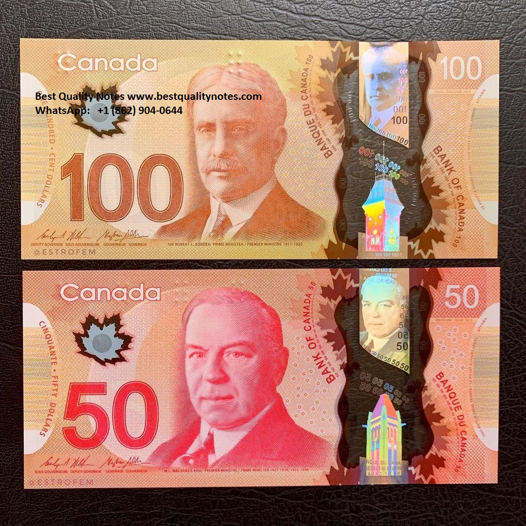 Where to buy undetected Canadian dollars